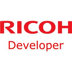 Ricoh Black Developer Unit for 3800