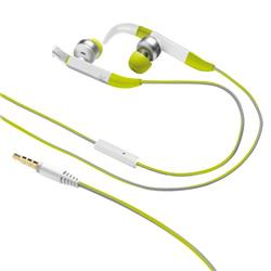 Cuffie fit in-ear sports Trust - verde