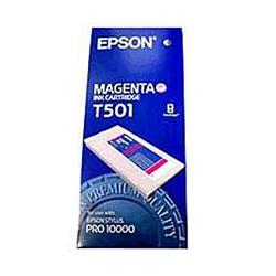 Epson T501 Magenta Ink Cartridge