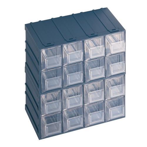 Foto Sistema modulare ad incastro Vision Terry Store Age Contenitori