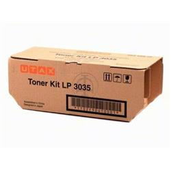 Utax Toner Cartridge (Yield 15,000 Pages) for Utax LP 3035 Mono Laser Printers