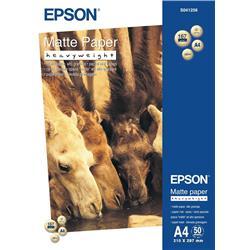 Epson Matte Paper A4 167g S041256 [pack 50]