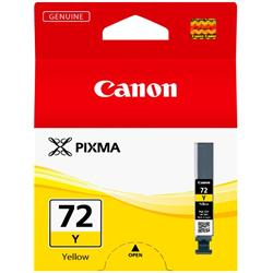 Canon PGI-72 Ink Tank Yellow Ref 6406B001