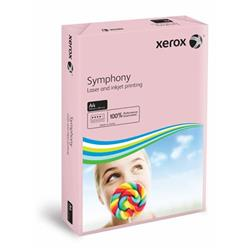 Xerox Symphony Pastel Pink A4 210X297mm 160Gm2 PEFC2 Ref 003R92306 [Pack 1250]