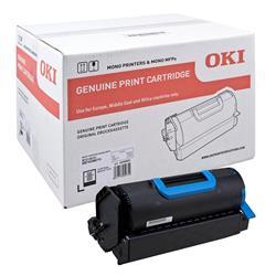 OKI Toner Cartridge Page Life 18000pp Black Ref 45488802