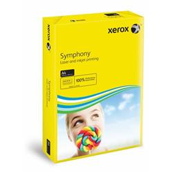 Xerox Symphony Strong-Dark Yellow A4 210X297mm 80Gm2 PEFC2 Ref 003R93952 [Pack 2500]
