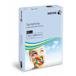 Xerox Symphony Pastel Blue A3 297X420mm 80Gm2 PEFC2 Ref 003R91953 [Pack 2500]