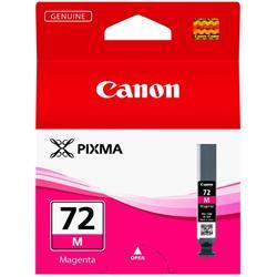 Canon PGI-72 Inkjet Cartridge Page Life 710pp Magenta Ref 6405B002