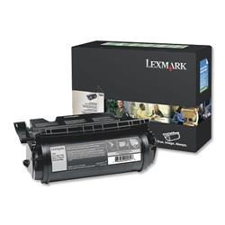 Lexmark Laser Toner Cartridge Extra High Yield Black - forT644 Ref 0064416XE