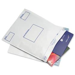 Keepsafe Biodegradable Extra Strong Envelope Clear C4 W240xH320mm Peel & Seal Ref KSV-BIOC2 [Pack 100]