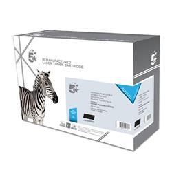 5 Star Office Remanufactured Laser Toner Cartridge 2100pp Black [HP 78A CE278AD Alternative] [Pack 2]