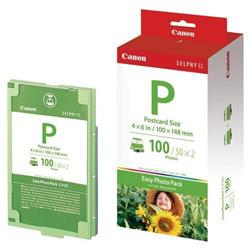 Canon Easy Photo Pack 10x15cm 100 Sheets Ref EP100