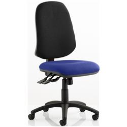 Eclipse XL Task Operator Chair Serene Colour Seat With Arms Ref KCUP0251