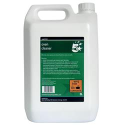 5 Star Facilities Heavy-duty Oven Cleaner 5 Litres