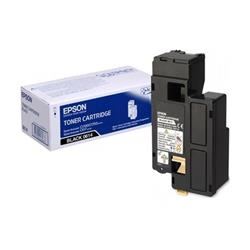 Epson Standard Capacity Black Toner Cartridge (Yield 700 Pages) for AcuLaser C1700 Series Colour Laser Printers