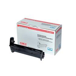 OKI Image Drum for C5250/C5450/C5510MFP/C5540MFP Printers (Cyan)