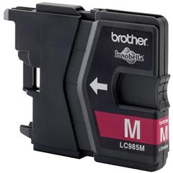 Brother LC985M Magenta (Yield 260 Pages) Inkjet Cartridge Blister Pack