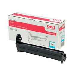 OKI Cyan Image Drum for C8600/C8800 Colour Printers (Yield 20,000 Pages)