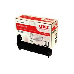 OKI Black Image Drum for C5800/C5900 Colour Printers (Yield 20,000 Pages)
