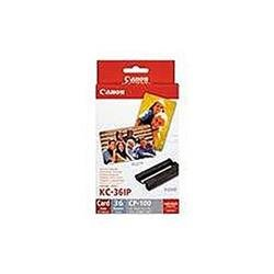 Canon KC-36IP Colour Ink/Paper Set