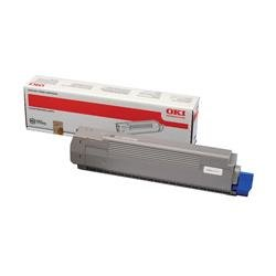 OKI 44643004 (Yield: 7,000 Pages) Black Toner Cartridge