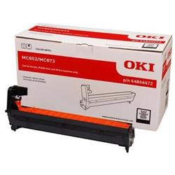 OKI Black Image Drum (Yield 30,000 Pages) for ES8453/ES8473 Multi Function Printers