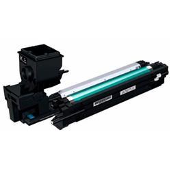 Konica Minolta Black Toner Cartridge (Yield 3,000 Pages) for Magicolor 3730DN Laser Printer