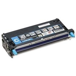 Epson 1160 High Capacity Toner Cartridge (Yield 6,000 Pages) Cyan for AcuLaser C2800