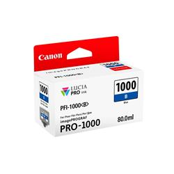 Canon PFI-1000B (Blue) Ink Cartridge (80ml)