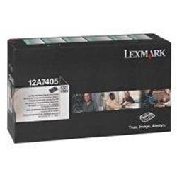 Lexmark Black Return Program Toner Print Cartridge for Lexmark E321/323 (Yield 6,000)