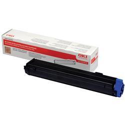 OKI 43979102 (Yield: 3,500 Pages) Black Toner Cartridge