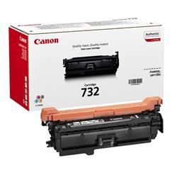 Canon 732H (Yield: 12,000 Pages) High Yield Black Toner Cartridge