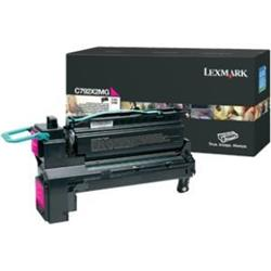 Lexmark (Yield 20,000 Pages) Extra High Yield Print Cartridge (Magenta) for C792 Series Colour Laser Printers