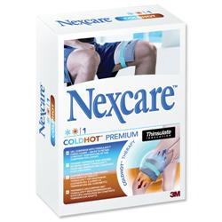 Image of 3M Nexcare Reusable Hot and Cold Pack with Washable Cover - N1571