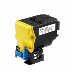 Konica Minolta Laser Toner Cartridge High Yield Page Life 6000pp Yellow Ref A0X5250