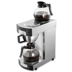 Image of Burco Filter Coffee Maker with Warming Plate 1.7 Litres - BUR78501