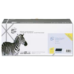 5 Star Office Compatible Laser Toner Cartridge Page Life 2000pp Black [Samsung ML1610D2 Alternative]
