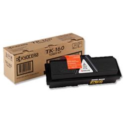 Kyocera TK-160 Black Toner for FS-1120D Ref 1T02LY0NL0