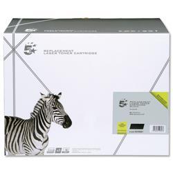 5 Star Office Compatible Laser Toner Cartridge Page Life 1500pp Black [Samsung MLT-D101S Alternative]