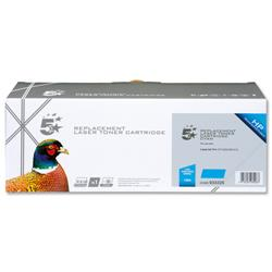 Image of 128A Cyan Compatible Toner Cartridge - 933325