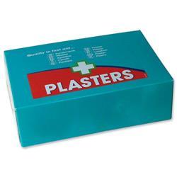 Wallace Cameron Pilferproof Plaster Twist & Open Refill Blue Ref 1214089 - Pack 60