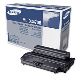 Samsung Laser Toner Cartridge High Yield Page Life 10000pp Black Ref ML-D3470B/EUR