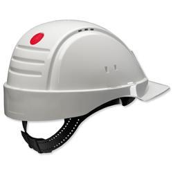 Image of 3M G2000 Solaris Safety Helmet Ventilation Peltor