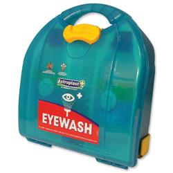 Wallace Cameron  Mezzo Eyewash DispenserUnit Recommended by HSE Ref 1006084