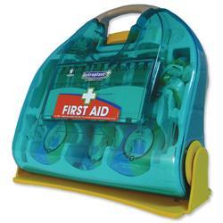 Wallace Cameron Pilferproof HS2 First-Aid Dispenser Ref 1002082