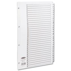 Concord Classic Index Mylar-reinforced Punched 4 Holes 1-31 A4 White Ref 03101/CS31