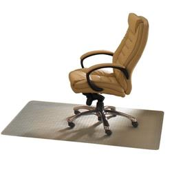 Ecotex Revolution Chair Mat For Hard Floors 1200x1500mm Clear Ref FCECO4860AEP
