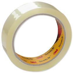 Scotch Easy Tear Transparent Tape 19mmx66m Ref ETET1966T8 - Pack 8