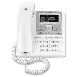 BT Paragon 550 Corded Telephone with Answer Machine Ref 032115