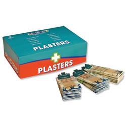 Wallace Cameron Pilferproof Plaster Refill 150 Plasters Waterproof  Ref 1204004